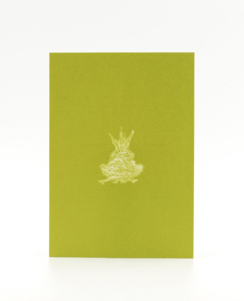 Froschkönig, die Postkarte zum Liebesbekenntnis