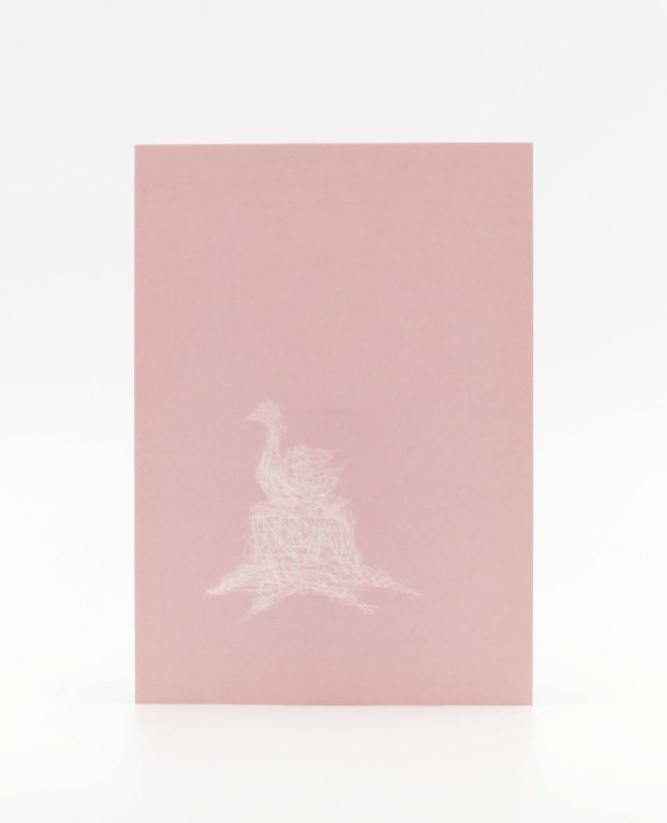 Goldene Gans Postkarte – Märchen und ihre Wahrheiten