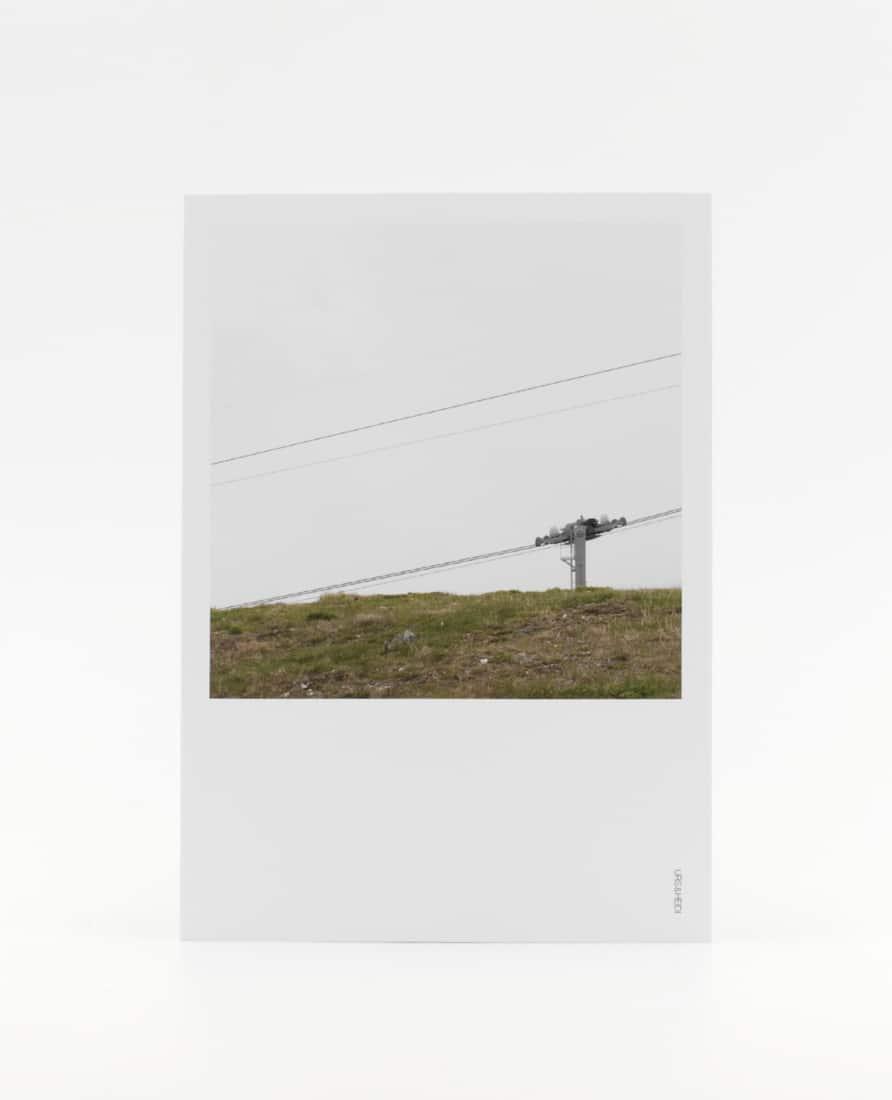 Postkarte Gondelbahn