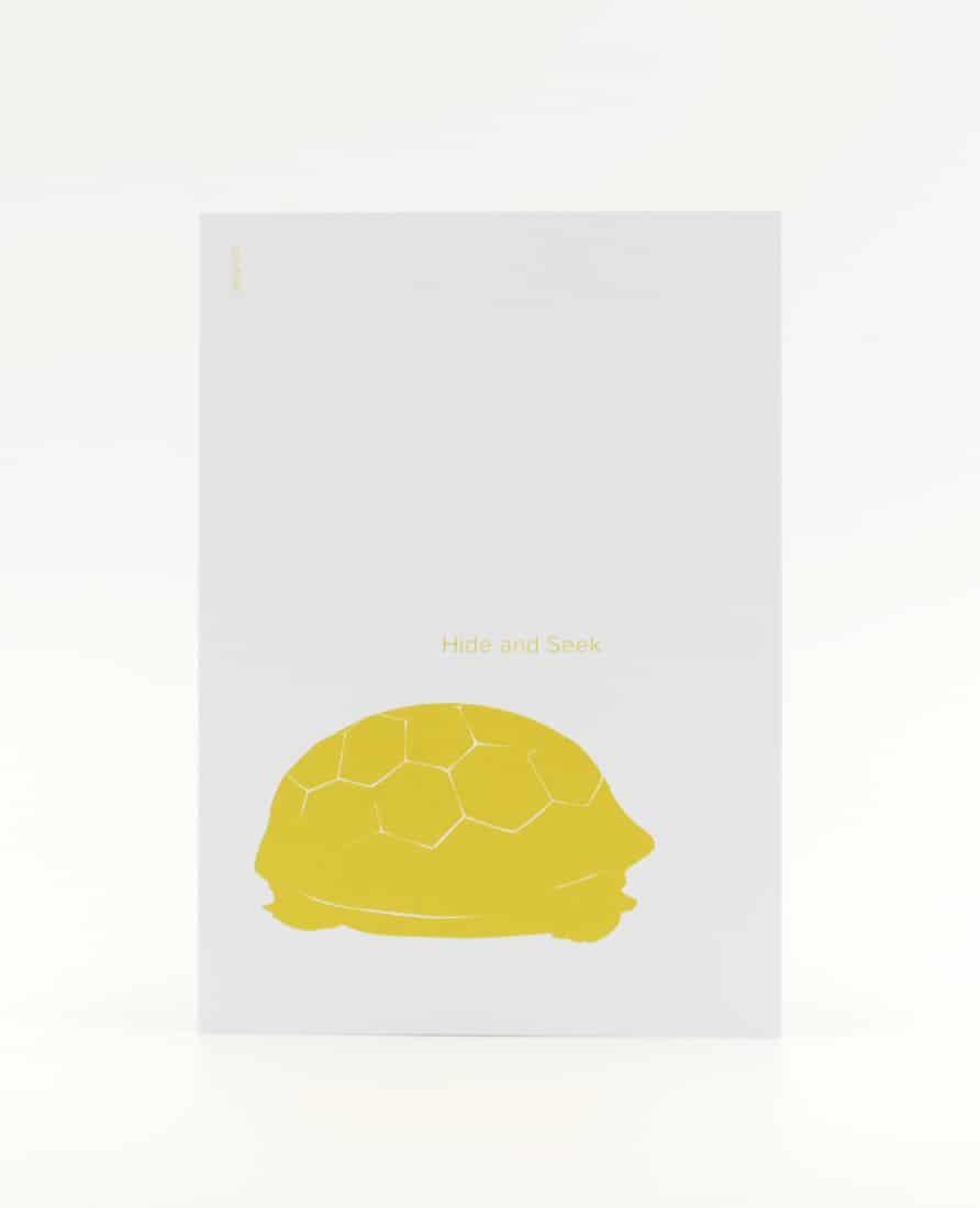 Hide and Seek Postkarte für Suchende