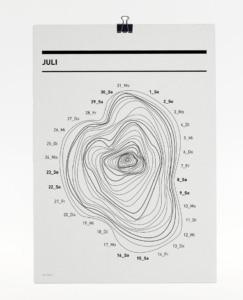 365 Kalender 2017 - Juli