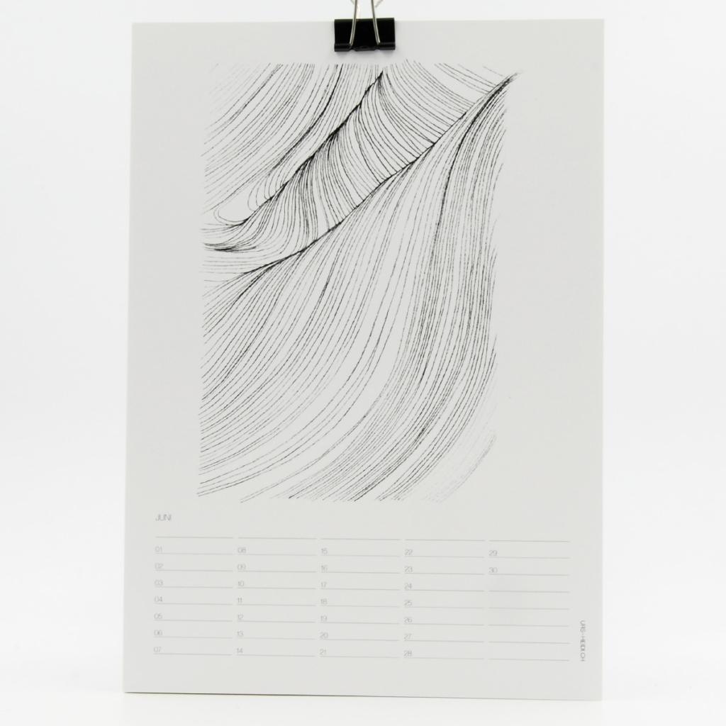 Förmlich Kalender für Geburts- bis Jubiläumstage - Juni