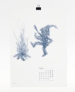 Märchen Kalender 2017 - Rumpelstilzchen