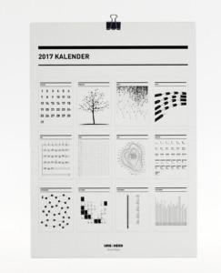 365 Kalender 2017 - 1 Jahr. 4 Jahreszeiten. 12 Monate. 365 Tage.
