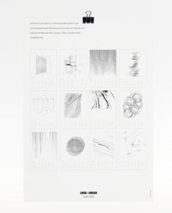 Förmlich Kalender 2017 - Abstrakt geometrisch gezeichnet