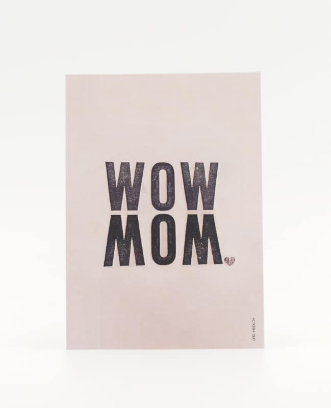 Postkarte-Wow-Mom-URS-HEIDI