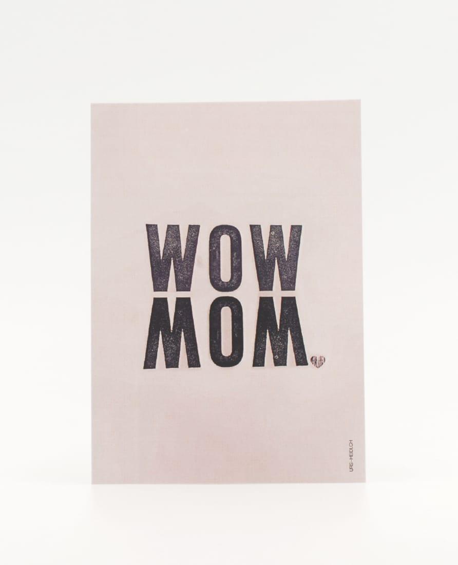 Postkarte-Wow-Mom-URS-HEIDI