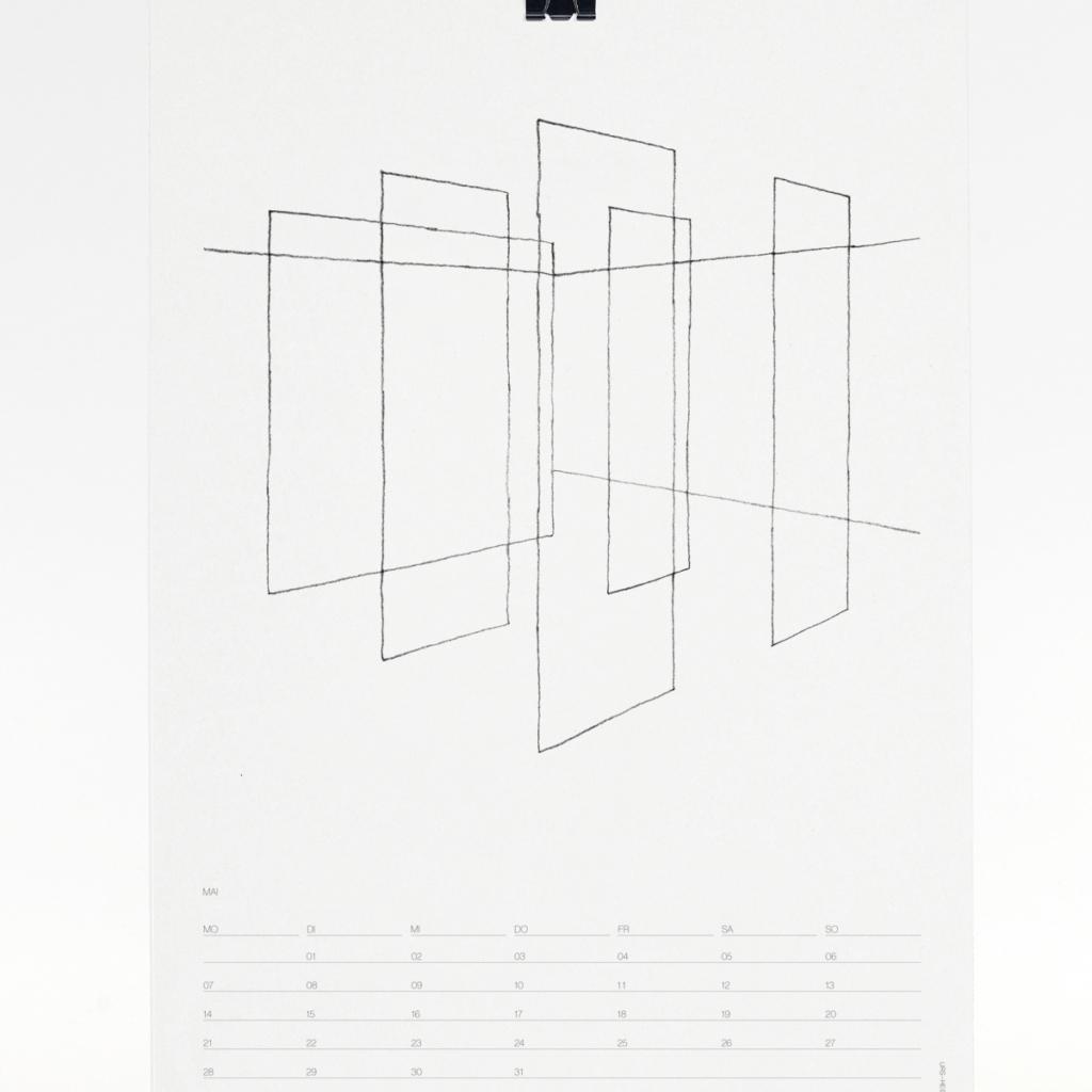 Förmlich Kalender 2018 - Mai