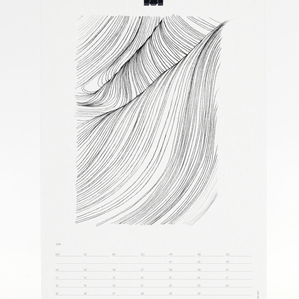Förmlich Kalender 2018 - Juni