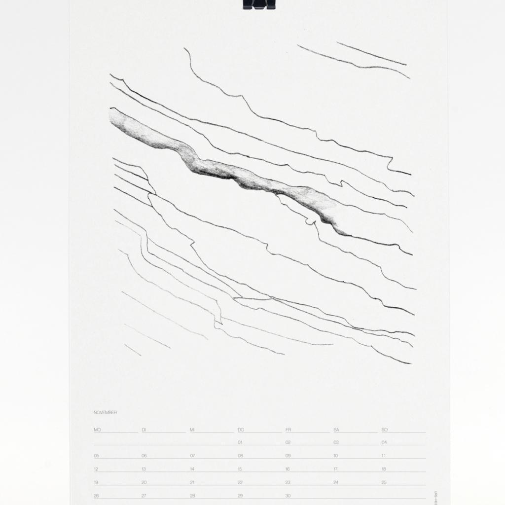 Förmlich Kalender 2018 - November